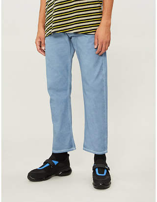 Marni Overdyed regular-fit jeans