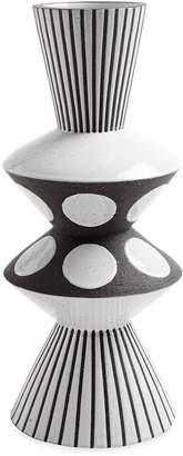 Jonathan Adler Palm Springs Bow Tie Vase