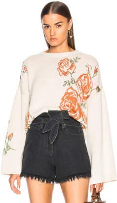N. Nanushka Farrah Sweater