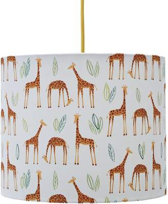 Rosa & Clara Designs - Giraffes Lampshade Medium