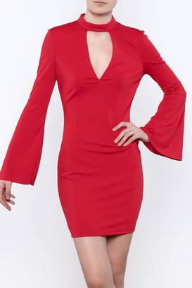 essue Red Dress $29.99 thestylecure.com
