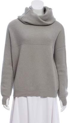 Hermes Virgin Wool Turtleneck Sweater