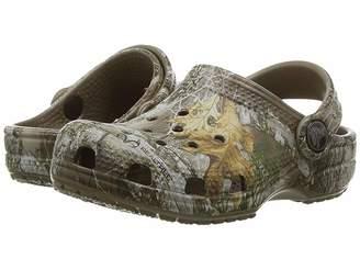Crocs Classic RealTree Edge Clog (Toddler/Little Kid)