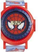 Character Childrens Marvel Ultimate Spiderman Projection Watch SPM83