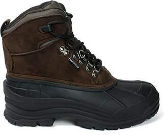 57a96e6ffbda8 Mens Brown Snow Boots - ShopStyle Canada