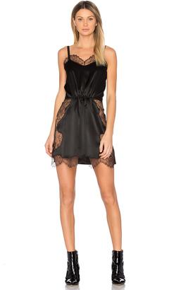 OFF-WHITE Fluid Lace Dress $1,455 thestylecure.com