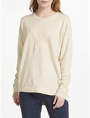 Nümph Bethia Sweater, Grey Melange