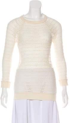 Etoile Isabel Marant Cutout Knit Sweater
