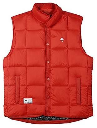 Lrg Men's Lifted Puffy Vest
