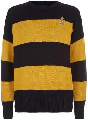 Polo Ralph Lauren Stripe Logo Sweater