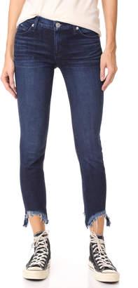 Hudson Colette Skinny Cigarette Jeans