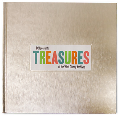 Disney Treasures of the Walt Archives Catalogue - D23