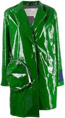 A-Cold-Wall* water-resistant trench coat