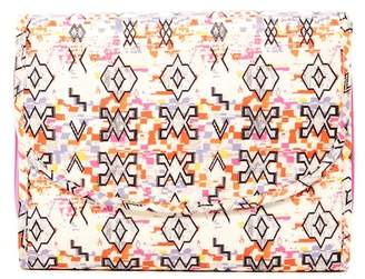 Kestrel Batik Print Makeup Valet - Multi