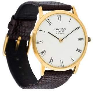 Universal Geneve Vintage Watch