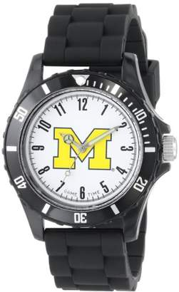 """Game Time Youth COL-WIL-MIC """"Wildcat"""" Watch - Michigan"""