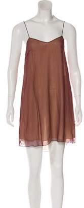 Chloé 2016 Slip Dress
