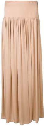 Fabiana Filippi high waisted maxi skirt