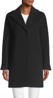 Cinzia Rocca Classic Long-Sleeve Coat