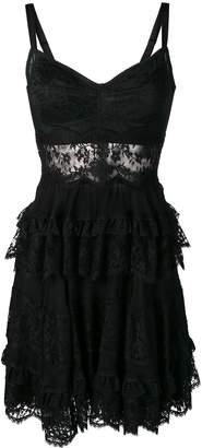 Dolce & Gabbana lace-styled dress