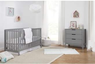 Carter's Colby 4-in-1 Convertible 2 Piece Crib Set
