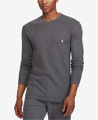 Polo Ralph Lauren Men's Ultra Soft Waffle-Knit Thermal Shirt