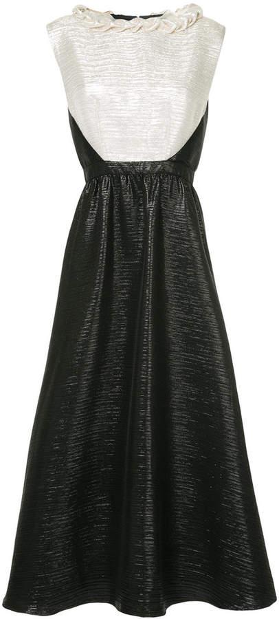 Ingie Paris shimmery midi dress