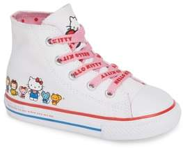 Converse Chuck Taylor(R) All Star(R) Hello Kitty(R) High Top Sneaker