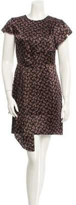 Vena Cava Silk Dress
