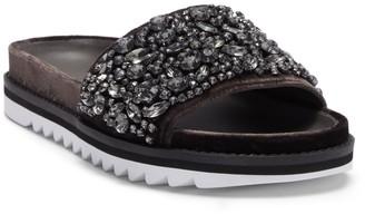 Joie Jacory Crystal Embellished Slide Sandal