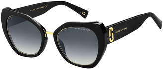 Marc Jacobs Square Acetate Sunglasses