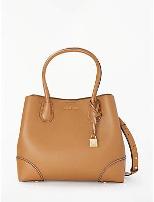 Michael Kors MICHAEL Mercer Gallery Medium Leather Tote Bag