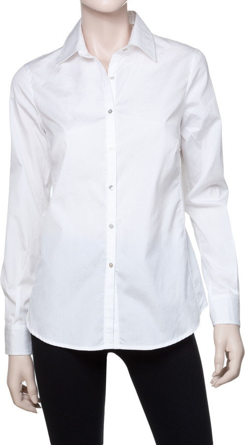 Woven Collared Shirt