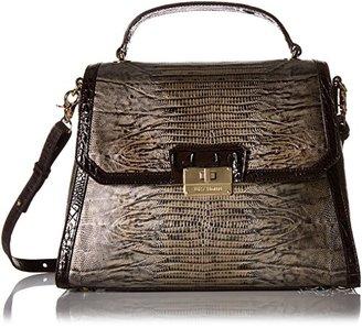 Brahmin Brinley Top-Handle Bag $289.05 thestylecure.com
