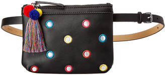 Juicy Couture Belt Bag With Embroidered Discs
