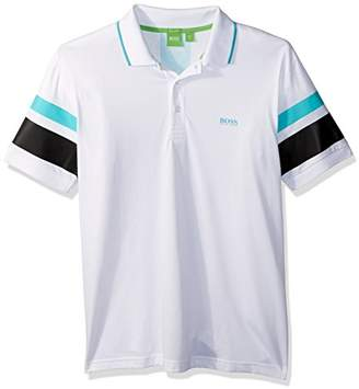 HUGO BOSS BOSS Green Men's Paddy 5 Short Sleeve Polo Shirt