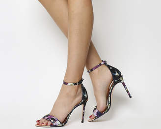 faae0fca77b Ted Baker Charv Strappy Heels Entangled Enchantment