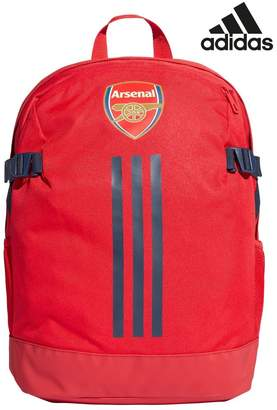 adidas Red Arsenal Football Club Backpack - Red