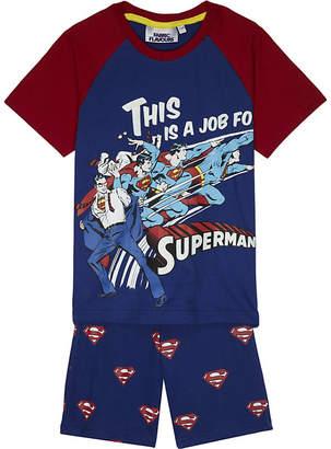 Fabric flavours Superman pyjamas set