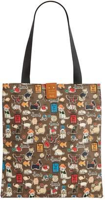Harrods Archive Edition Pets Tote Bag