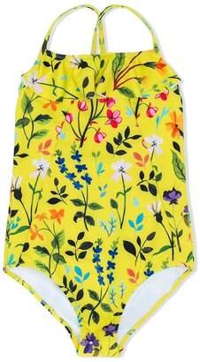Oscar de la Renta Kids Springfield one-piece swimsuit