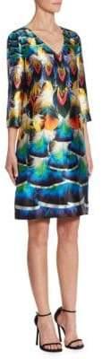 Mary Katrantzou Shea Silk Dress