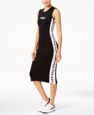 Fila Naomi Dress $79 thestylecure.com