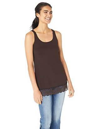 Only Hearts Women's So Fine Lace Tank Tunic
