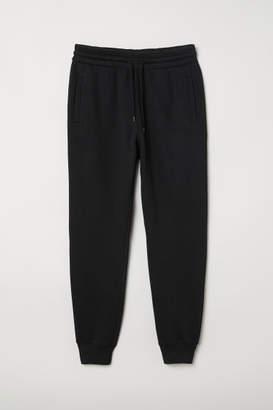 H&M Sweatpants - Black