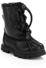 Native Kid's Jimmy Treklite Lace-Up Boots