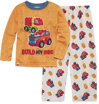 Lego LICENSED PROPERTIES Sleepwear 2-pc. Pajama Set - Toddler Boys
