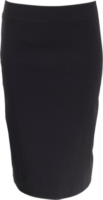 Avenue Montaigne Pull-On Stretch Pencil Skirt