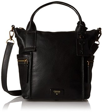 Fossil Emerson Medium Satchel Bag $198 thestylecure.com