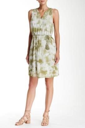 Kensie Sleeveless Tie-Dye Dress $88 thestylecure.com